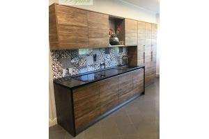 Кухня Альва прямая - Мебельная фабрика «Дэрия»