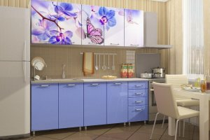 Кухня фотопечать Анастасия - Мебельная фабрика «Д.А.Р. Мебель»