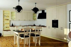 Кухня Andrea - Мебельная фабрика «Мебелькомплект»