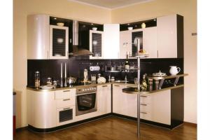 Кухня Анжелика в стиле модерн - Мебельная фабрика «Формула Уюта»