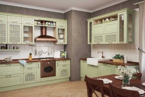 Кухня Aria - Мебельная фабрика «Дриада»