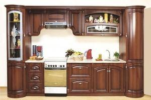 Кухня Ария - Мебельная фабрика «Трио»