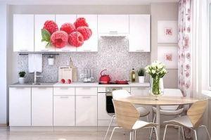 Кухня Арт фотопечать - Мебельная фабрика «Сурская мебель»