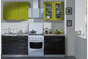 Кухня Арт ЛДСП 001 - Мебельная фабрика «Арт-Тек мебель»
