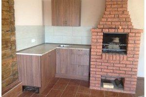 Кухня Арт ЛДСП 003 - Мебельная фабрика «Арт-Тек мебель»