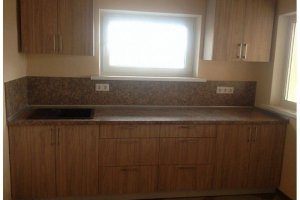 Кухня Арт ЛДСП 004 - Мебельная фабрика «Арт-Тек мебель»