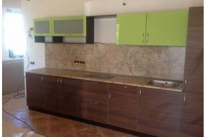 Кухня Арт ЛДСП 008 - Мебельная фабрика «Арт-Тек мебель»