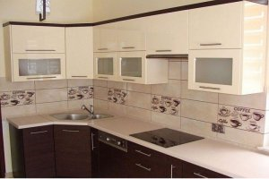 Кухня Арт ЛДСП 015 - Мебельная фабрика «Арт-Тек мебель»