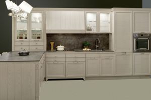 кухня ASHLEY в стиле современная классика - Мебельная фабрика «ЕВРОПЛАК»