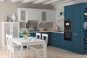 Кухня Аттика Современная классика - Мебельная фабрика «Кухни Медынь»