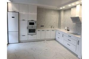 Кухня белая Эмаль глянец - Мебельная фабрика «Алмаз-мебель»