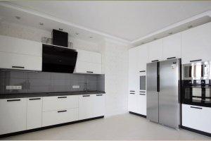 Кухня белая Ника - Мебельная фабрика «Rits»