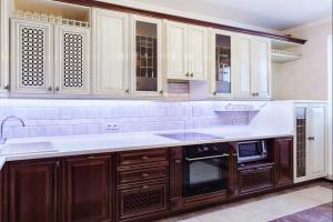 Кухня Берта дуб - Мебельная фабрика «Корпус»