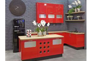 Кухня Битл в стиле модерн - Мебельная фабрика «Первая мебельная фабрика»