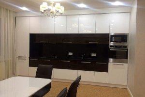 Кухня большая - Мебельная фабрика «Московский мебельный альянс»