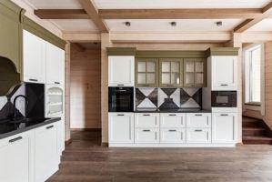 Кухня большая матовая - Мебельная фабрика «ЮЛИС»
