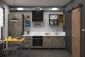 Кухня Бордер - Мебельная фабрика «Ликарион»