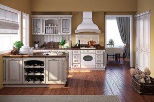 Кухня Бьянка - Мебельная фабрика «Юлис»