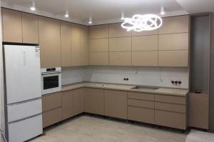 Кухня c фасадами МДФ в эмали - Мебельная фабрика «Меранти М»