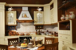 Кухня Classico  Desiree - Импортёр мебели «Latini»