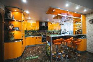 Кухня COLORFULL CF-06 - Мебельная фабрика «Элегрум»