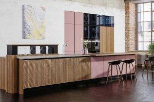Кухня Couture - Мебельная фабрика «Дриада»