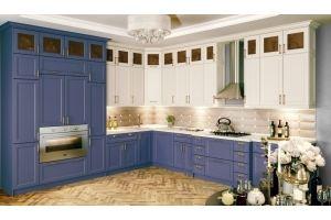Угловая кухня DEEP SKY - Мебельная фабрика «Висма Мебель»