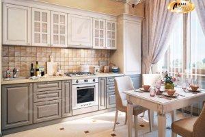 Кухня Девоншир-Саут-Хэмс - Мебельная фабрика «Ладос-мебель»