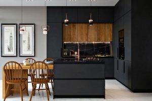 Кухня Дина с пластиковыми фасадами - Мебельная фабрика «Экомебель»