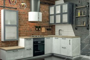 Кухня Dolce Vita Loft - Мебельная фабрика «Вита-мебель»