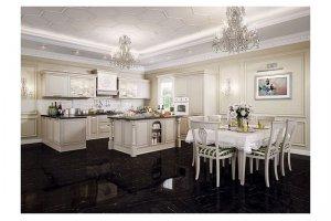 Кухня Dolomite с островом - Мебельная фабрика «Курдяшев-мебель»