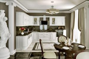 Кухня DORATO - Мебельная фабрика «Висма Мебель»
