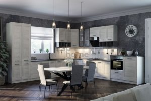 Кухня Дублин угловая - Мебельная фабрика «SbkHome»
