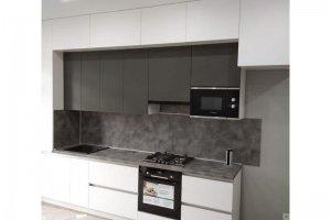 Кухня двухуровневая современная - Мебельная фабрика «Мебелин»