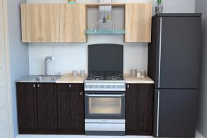 Кухня эконом 1 - Мебельная фабрика «Континент-мебель»