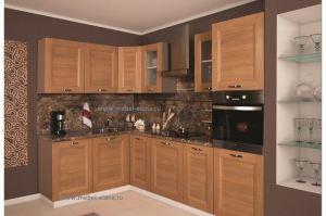 Кухня Экошпон 1 - Мебельная фабрика «Элана»