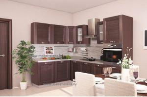 Кухня Экошпон 2 - Мебельная фабрика «Элана»