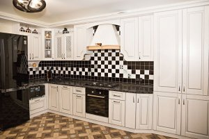 Кухня Экошпон - Мебельная фабрика «Корпус»
