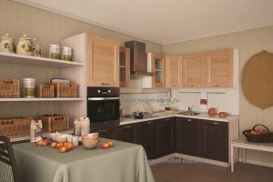 Кухня Экошпон 3 - Мебельная фабрика «Элана»