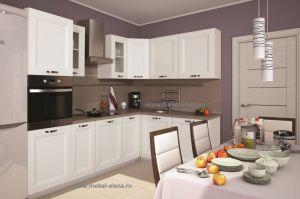 Кухня Экошпон 4 - Мебельная фабрика «Элана»