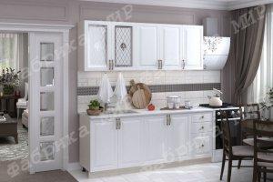 Кухня прямая Елена 2.0 м  - Мебельная фабрика «Мир»