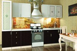Кухня Елена 2.5 м  - Мебельная фабрика «Мир»