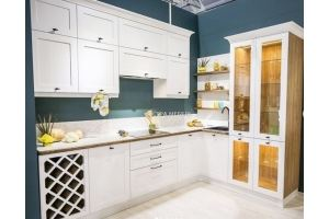 Кухня эмаль белая Теана - Мебельная фабрика «Вестра»