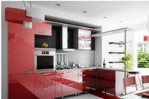 Кухня Эмаль Глянец 1 - Мебельная фабрика «Элана»