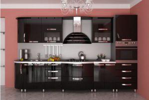 Кухня Эмаль Глянец 10 - Мебельная фабрика «Элана»