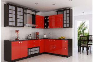 Кухня Эмаль Глянец 2 - Мебельная фабрика «Элана»