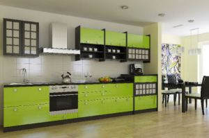 Кухня Эмаль Глянец 3 - Мебельная фабрика «Элана»