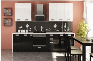 Кухня Эмаль Глянец 4 - Мебельная фабрика «Элана»