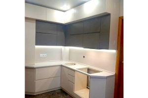 Кухня эмаль матовая - Мебельная фабрика «Таита»