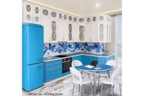 Кухня эмаль матовая Севилья - Мебельная фабрика «Корфил»